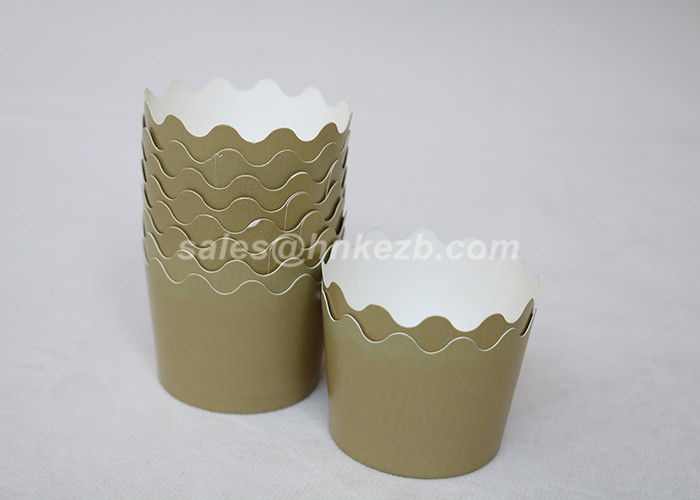 Cute 4oz Personalized Custom Printed Paper Cups for Cupcake / Ice Cream