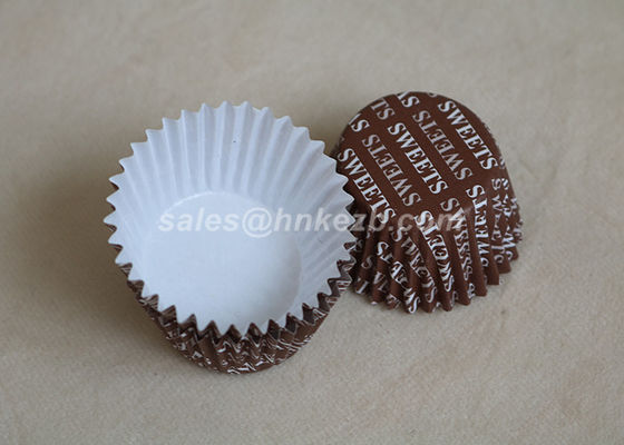 4oz Cupcake Paper Baking Piala, Paper Ice Cream Kontainer Disposable